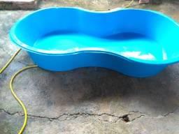 Vendo piscina de 500 litros