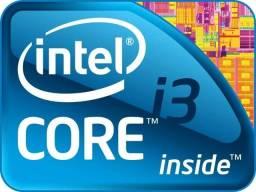 Computador Montado i3 4gb hd 500gb c/garantia e parcelamos ate 12x