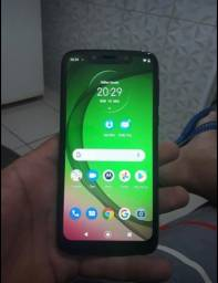 Vendo moto g7 play 32gb semi novo