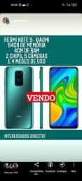 Xiaomi- REDMI NOTE 9