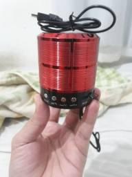 mini caixa de som ,bluetooth