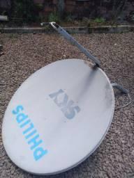 Antena sky DOAÇÃO