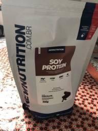 Proteína de soja sem lactose
