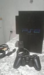 PS 2 do grande  com 30 jogos  no hd