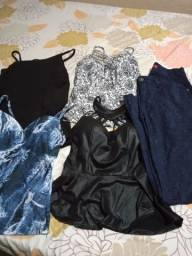 Título do anúncio: Lote de roupa com 5 peças