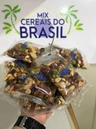 Mix de Amendoim e Castanhas - MIX CEREAIS DO BRASIL