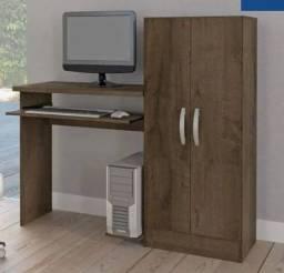 Mesa Para Computador Com Armário