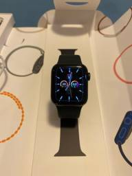 Apple Watch Series 6 40mm Cinza-espacial GPS
