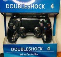 Controle PS4 (Fazemos Entrega)