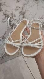 Sandália rasteirinha