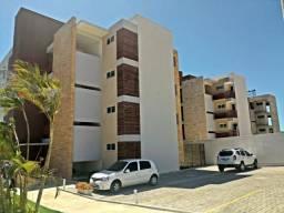 Apartamento mobiliado no Cumbuco 2 Quartos - Elevador 3 Andar Porcelanato Novo