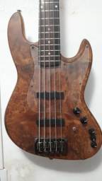 Baixo D'mark Jazz Bass