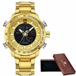 Relógios de luxo naviforce
