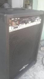 Caixa amplificada frahm mf 600 BT