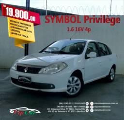 Renault Symbol Privilège Hi-Flex 1.6 16V - 2013