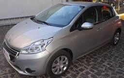 PEUGEOT 208 1.5 ACTIVE 8V FLEX 4P MANUAL - 2015