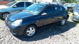 Título do anúncio: Porta dianteira esquerda Clio Sedan 2006 Original (sem acessórios)