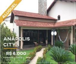 Casa Anápolis City para alugar com 4 Quartos 2 Suítes - Por R$6Mil