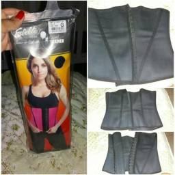 ccba427e6 Cinta abdominal modeladora waist trainer - esbelt