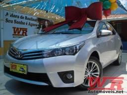 Toyota Corolla XEI 2.0 Aut. Flex,Único Dono,Baixíssimo km - 2015