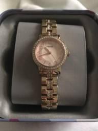 e04cda44307 Relógio feminino marca Fóssil
