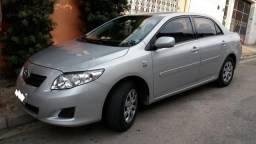 Toyota Corolla 2º Dono + Couro + N.F., Manual e Chave Reserva - 2010