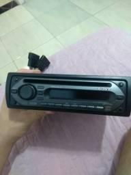 Vendo rádio Sony drive s