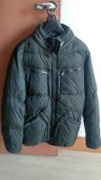 Jaqueta de nylon marca lee masculina