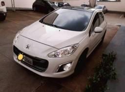 Peugeot 308 Branco - 2012
