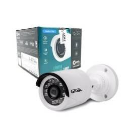 Camera Cftv Giga Serie Orion Bullet HD 1080p IR 30m 1/2.7 3.6mm IP66