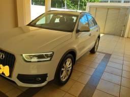Audi q3 TFSI 2.0 automático, teto solar, 13/14 - 2014