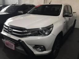 Toyota Hilux A Top de Linha por esse preço? Vem Sem Troca Amigo! * - Alexandre - 2017