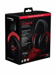 HeadSet HyperX Cloud II