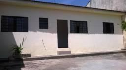Aluga-se casa 1 dormitório Centro Americana - 550,00