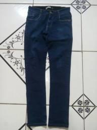 Calça Jeans Sllin Colada Numero 38