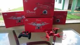 Drone Grande Vermelho syma hd