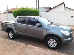 Vende-Se - Chevrolet S10 2.8 LT 4X4 CD 16V Turbo Diesel 4P Automático 2012 - 2012