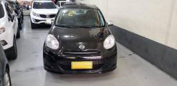 NISSAN MARCH 2011/2012 1.6 SR 16V FLEX 4P MANUAL - 2012
