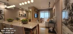 Lançamento * Ilha de Creta - 2/4 suíte e varanda - Apartamento em Brotas / Santa Teresa