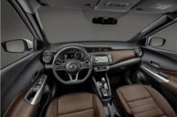 Nissan kicks SL cvt 18/19 - 18.000km - TOP de Linha - 2019