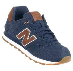 Tênis New Balance 574 jeans ORIGINAL número 39/40