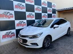 Gm Cruze 2017 LTZ 1.4 Turbo Único dono Baixa Km carro Lindo