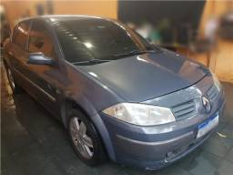 Renault Megane 2.0 dynamique sedan 16v gasolina 4p automático - 2008