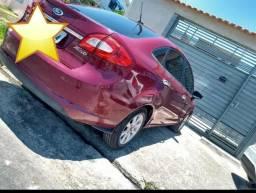 New Fiesta sedan 1.6 Completo Barato - 2011