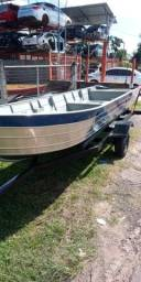 Barcos de alumínio apartir de 3900 - 2020