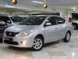 NISSAN VERSA 2012/2013 1.6 16V FLEX SL 4P MANUAL - 2013