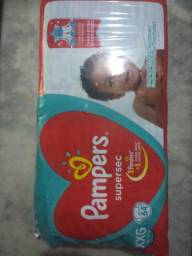 Fralda Pampers 63 unidade