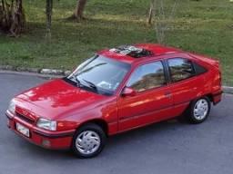 Kadett gsi vermelho bech 93/94 completo ( carro raro de achar)