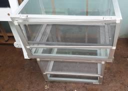 Repositorio de vidro