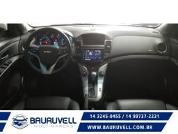 Cruze Sport6 + Couro + Midia SegDono Lt 1.8 Automático Tirado em Bauru